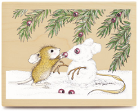 Making a Snowmouse