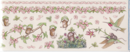 House Mouse Apple Blossom