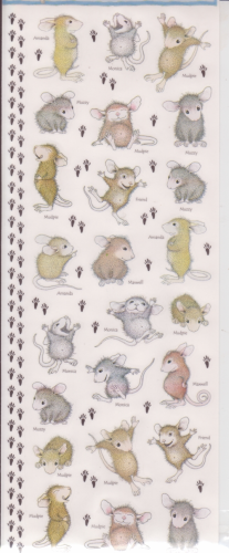 House Mouse & Friends