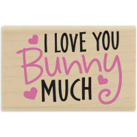 I Love You Bunny Much