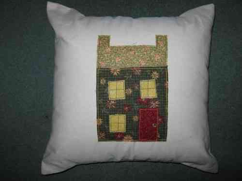 Handmade Cushion Cottage 2