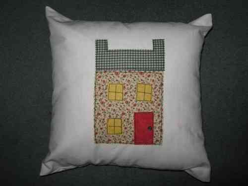 Handmade Cushion Cottage 1