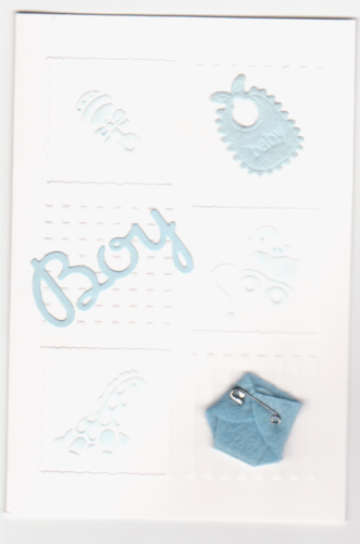 NB38 Baby Boy Accessories