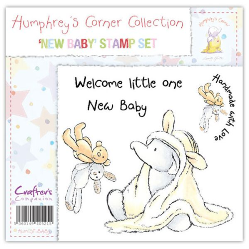 Humphrey's Corner - New Baby Stamp Set
