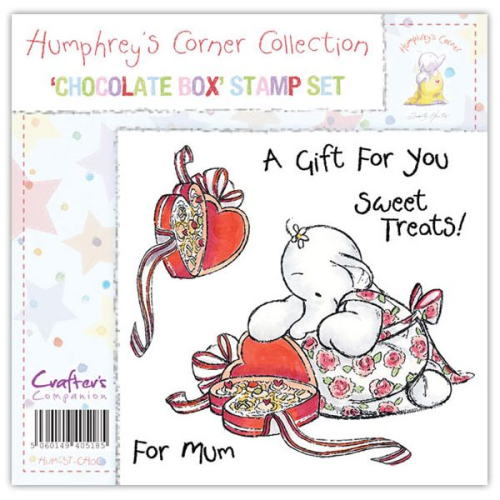 Humphrey's Corner - Chocolate Box Stamp Set