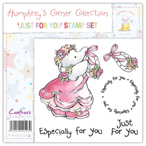 Humphrey's Corner - Just for You Stamp Set