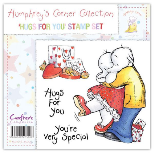 Humphrey's Corner - Hugs for You Stamp Set