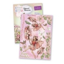 Flower Fairies Rubber Stamp Set - Almond Blossom