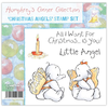 Humphrey's Corner Christmas - Christmas Angels Stamp Set