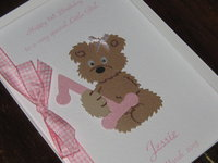 Handmade Baby's 1st Birthday Cards