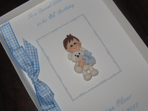 Handmade Personalised Birthday Cards Windrush Cards Crafts