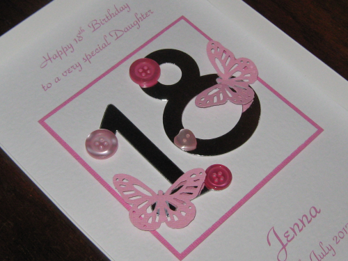 Handmade Special Ages Birthday Cards Windrush Cards Crafts