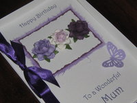 Luxury Handmade Birthday Cards