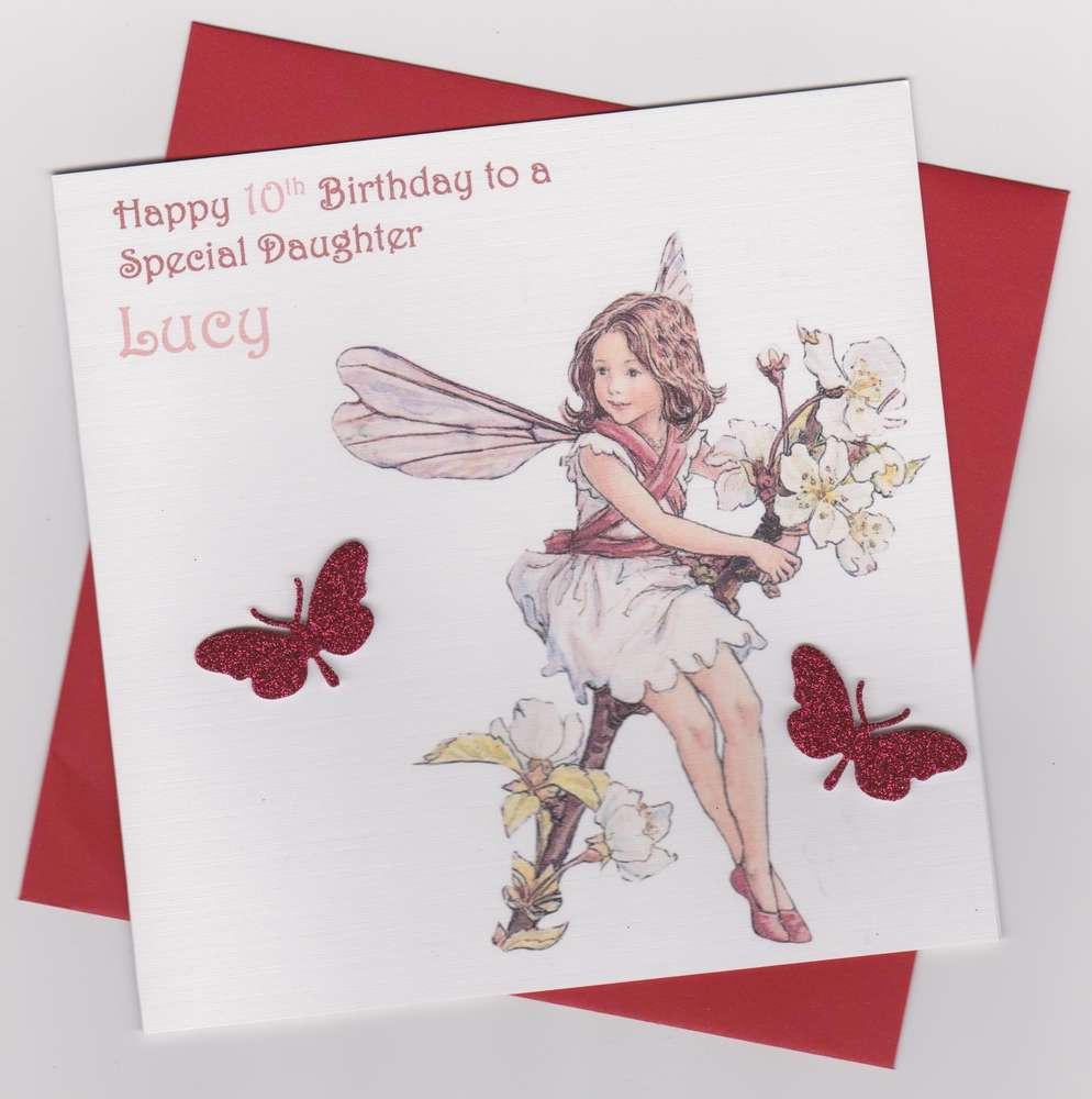 Flower fairy birthday card 3 windrush cards crafts flower fairy birthday card 3 bookmarktalkfo Image collections
