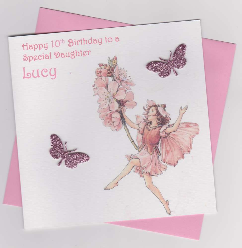 Flower fairy birthday card 6 windrush cards crafts flower fairy birthday card 6 bookmarktalkfo Image collections