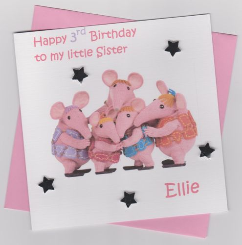 Clangers Birthday Card 2
